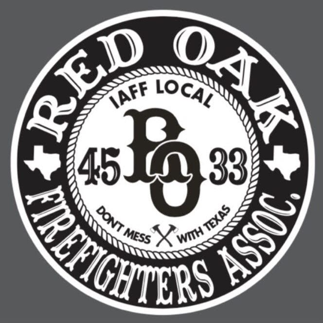 Red Oak Firefighters Online Store